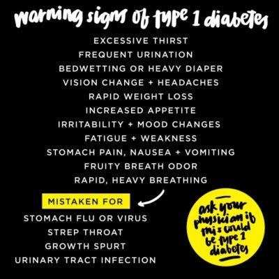 DKA Warning Signs