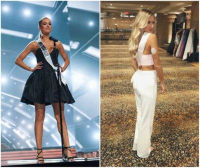 Miss Michigan USA Krista Ferguson