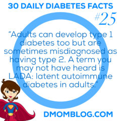 Diabetes Awareness Month: Day 25