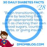 Diabetes Awareness Month: Day 28