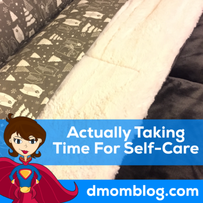 Taking Time For Self-Care