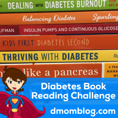 Diabetes Book Reading Challenge