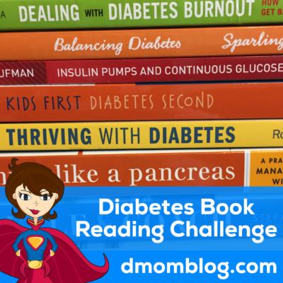 Diabetes Book Reading Challenge