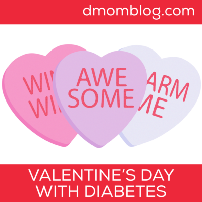 Valentine's Day with Diabetes