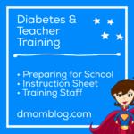 Type 1 Diabetes and Teacher Training