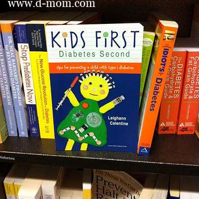Kids First, Diabetes Second Book: Back in Stock!