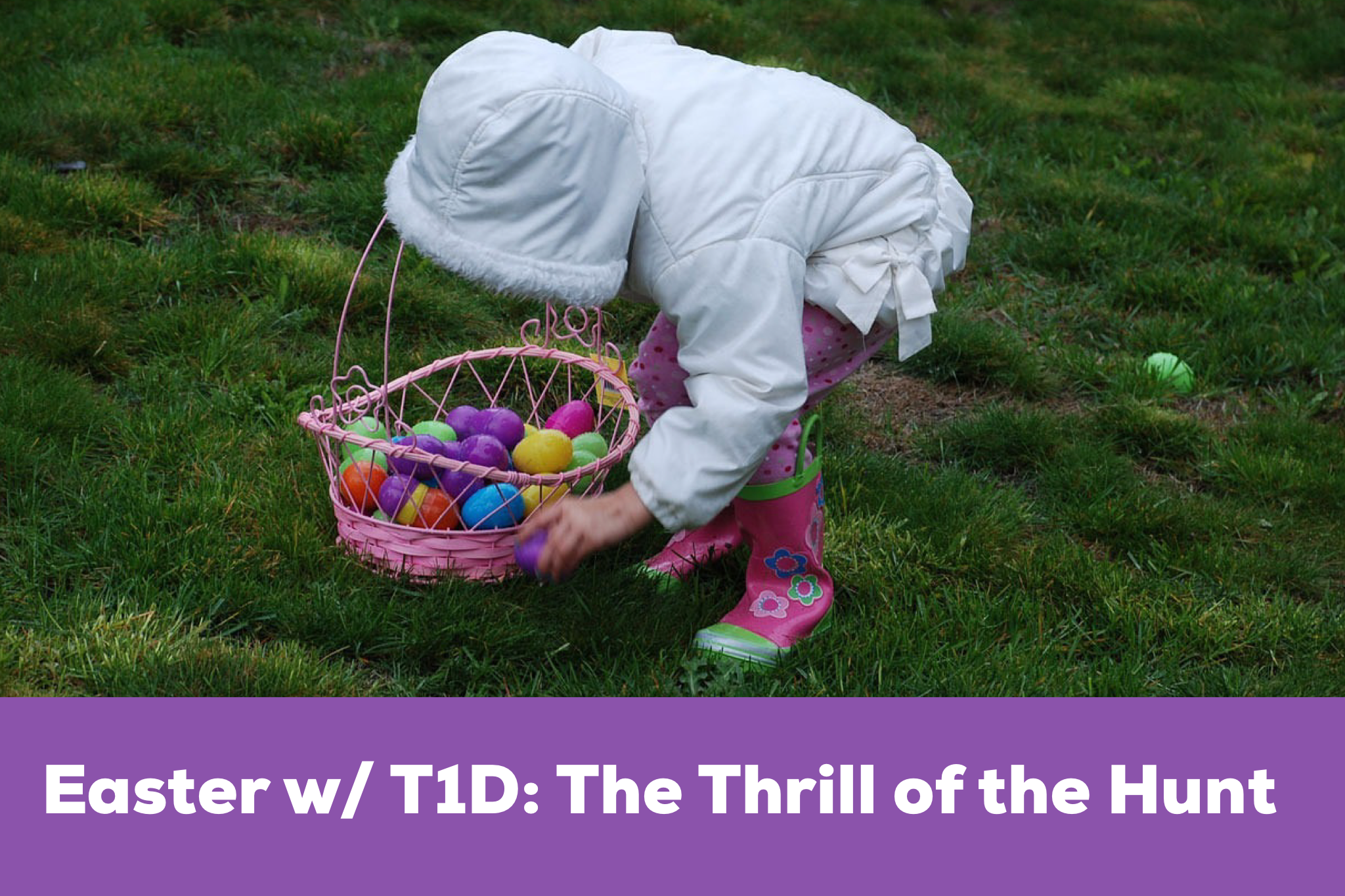 Easter Egg Hunt Blog