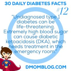 Diabetes Awareness Month Day 12