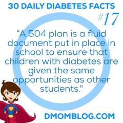 Diabetes Awareness Month Day 17